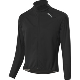 Löffler Alpha Windstopper Light Fahrrad Jacke Herren black